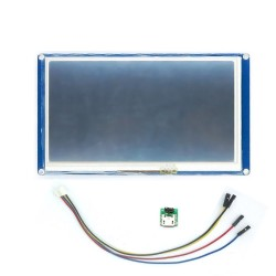 Ecrã tátil HMI para Interação Homem Máquina - 7.0'' TFT LCD - Nextion NX8048T070