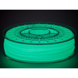 PLA 1.75mm glowFill - Brilha no escuro - 750g