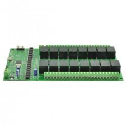 Modulo de 16 relés c/ comunicação USB - NMT