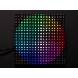 Matriz de LEDs RGB 32x32pixeis - 6mm pitch - 190.5x190.5mm