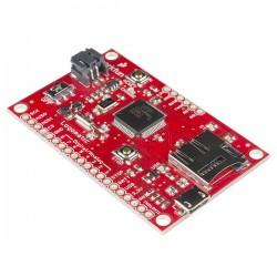 SparkFun Logomatic v2 - Datalogger 10 GPIO ou série TTL p/ cartão microSD (FAT32)