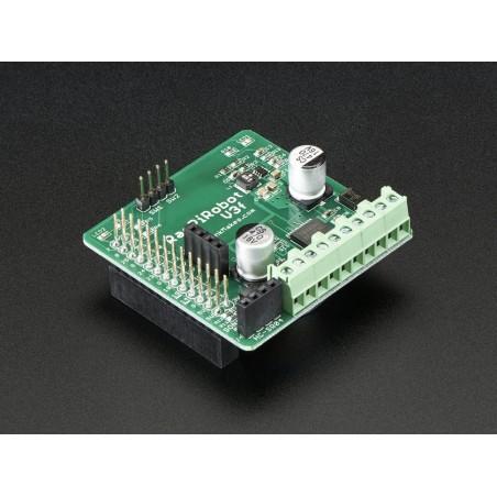 Placa controladora de Motores p/ Raspberry Pi - MonkMakes v3