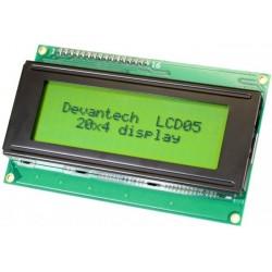 LCD03-20x4-Green