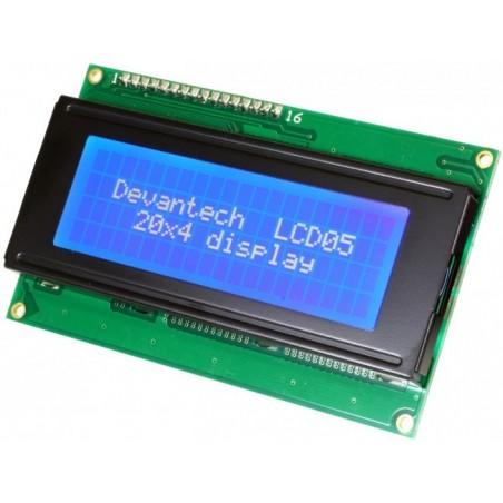 LCD03-20x4-Blue