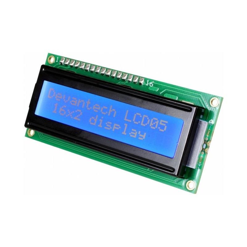 LCD05-16x2-Blue
