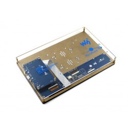 10.1inch HDMI LCD (with case), 1024×600, supports various systems