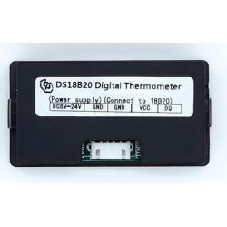 Termometro Digital p/ Painel para sensor DS18B20