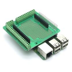 Shield de Prototipagem p/ Rapberry Pi - 20pin V2.0