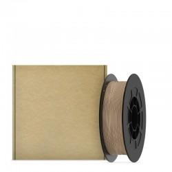Filamento PLA 1,75 mm 600gr - Madeira