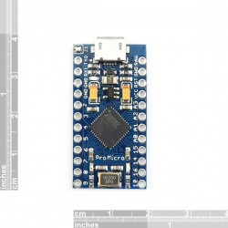 Pro Micro Leonardo - 5V/16MHz