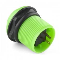 Pushbutton 33mm - Green