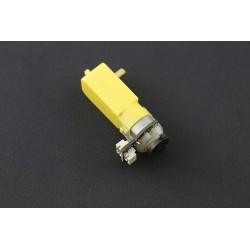 Micro Motor DC com encoder e redutora 120:1 - 6V 160RPM