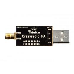 Adaptador Crazyradio PA longo alcance 2.4Ghz nRF24LU1+ antena