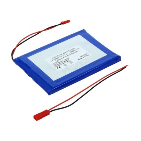 Lithium-ion Polymer Battery 3.7V 8000mAh
