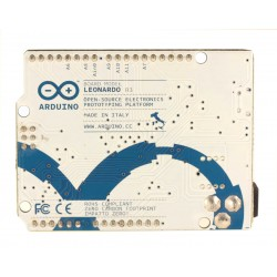 Arduino Leonardo sem conectores