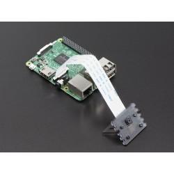 Suporte Ajustável p/ Cameras Raspberry Pi