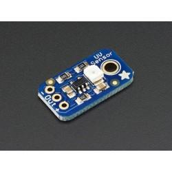 Sensor de Luz UV Analógico - GUVA-S12SD