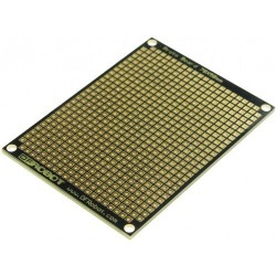 ProtoBoard 78x58mm Dupla Face - FIT0203