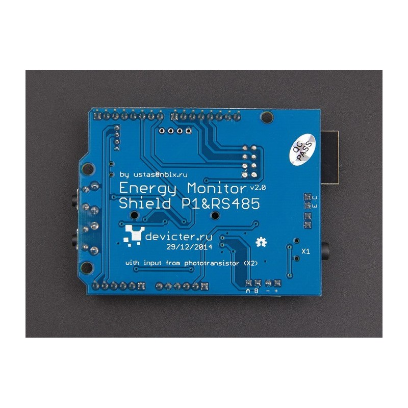 Energy Monitor Shield V2
