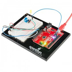 Arduino and Breadboard Holder