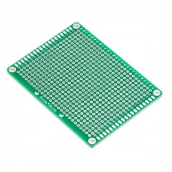 ProtoBoard 5x7cm - Double side