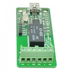Modulo de 1 relé c/ comunicação USB - NMT