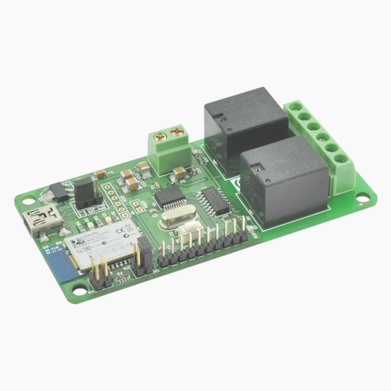 2 Channel Bluetooth Relay Module