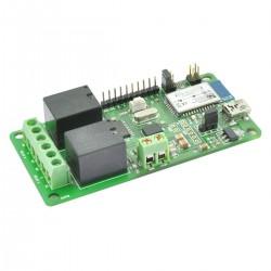 Modulo de 2 relés c/ comunicação Bluetooth - NMT