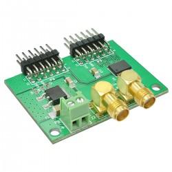 Módulo Expansão 2 canais ADC - AD9283 para FPGA