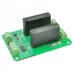 2 Channel Solid State Relay Controller Board