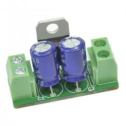 7809 9V Voltage Regulator Breakout Board
