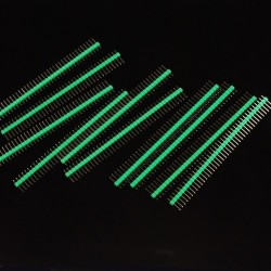40 Pin Headers - Straight (green) - FIT0084-G