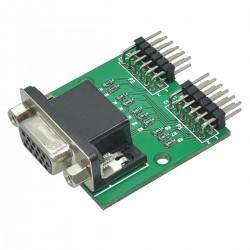 Modulo expansão VGA para FPGA