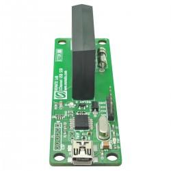 Módulo Relé de Estado Sólido por USB - 1 canal AC