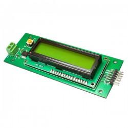 Modulo Expansão - Display LCD Alfanumérico p/ FPGAs