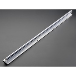 12mm Supported Slide Rail - 600mm long