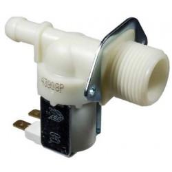 Eletrovalvula Universal 1 saída 12V 180º 12mm