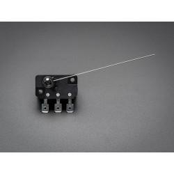Microswitch - Haste longa em Arame c/ 76mm