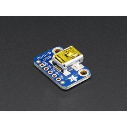 PCB adaptador USB Mini-B