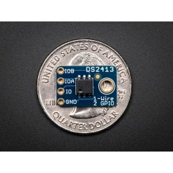 DS2413 1-Wire Two GPIO Controller Breakout