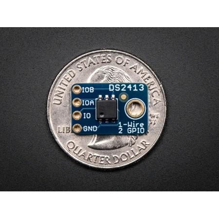 2 GPIO via 1-Wire BUS - DS2413