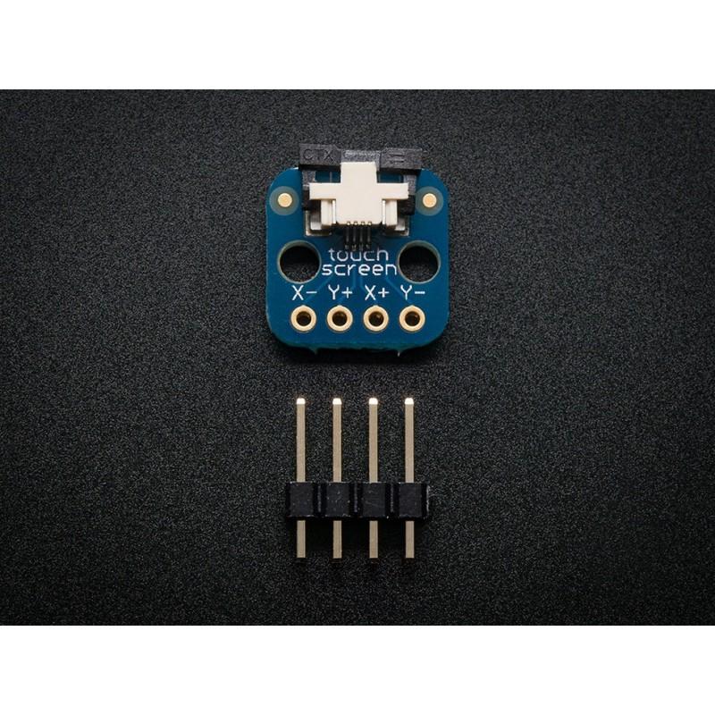 Touch screen breakout board (0.5mm FPC)