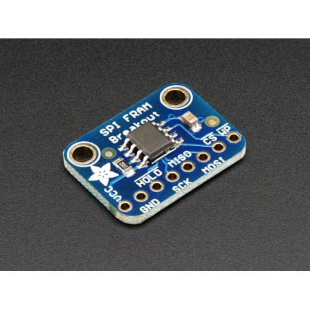 Adafruit SPI Non-Volatile FRAM Breakout - 64Kbit / 8KByte