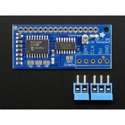 Adaptador i2c / SPI para LCDs 16x2 ou 20x4