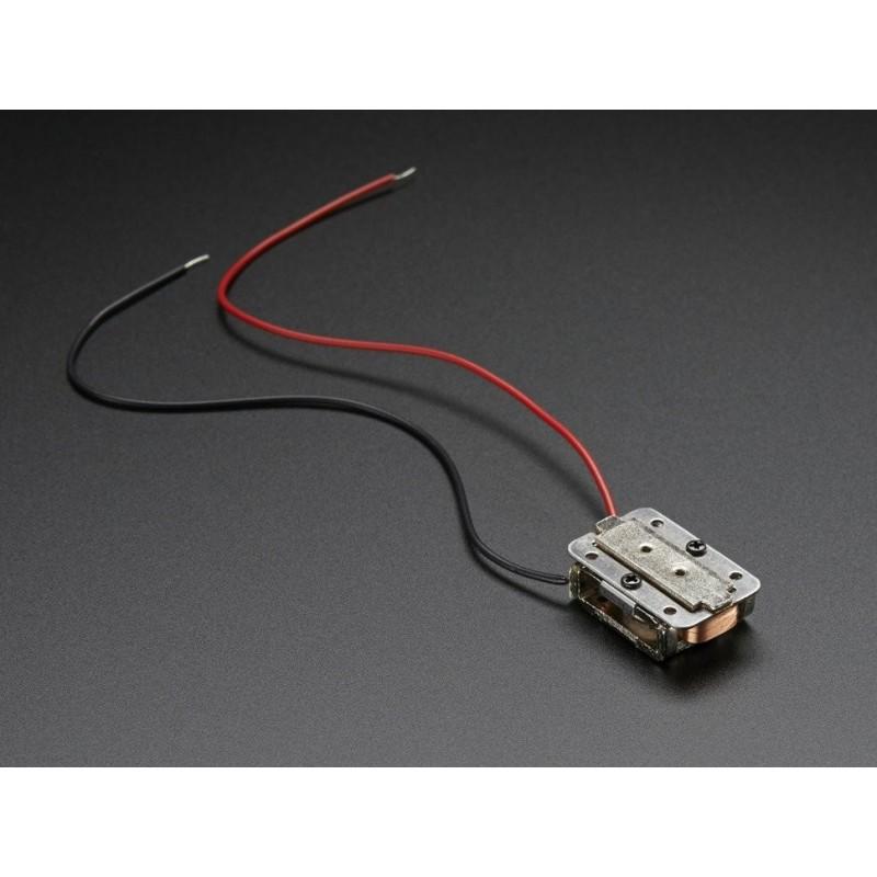 Transdutor de som para superficies planas - 8 Ohm 1 Watt