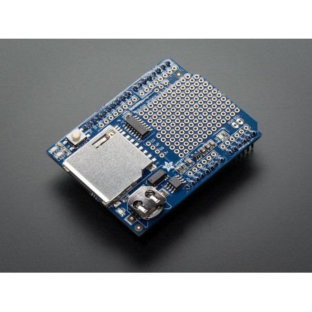 Data Logger Shield para Arduino - Adafruit