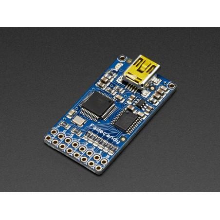 FadeCandy - Controlador USB para NeoPixel