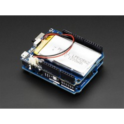 Shield para Bateria Lipo - Adafruit PowerBoost 500