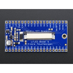 PCB ligação FPC 40 pinos com Driver p/ display backlight