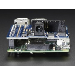 HAT Raspberry Pi p/ Matriz RGB e RTC - Adafruit
